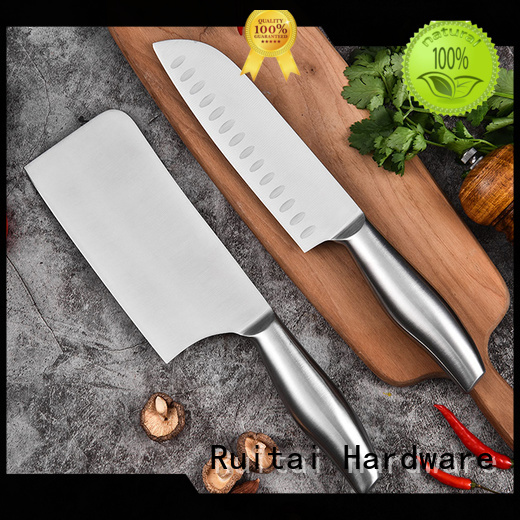 Ruitai New chef knife set price for business for chef