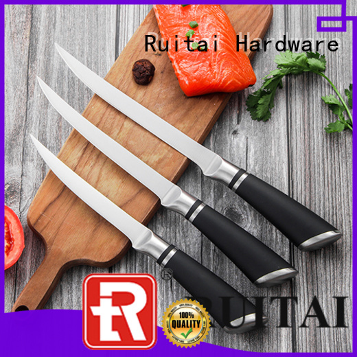 Ruitai Latest best chefs knives set manufacturers for slicing