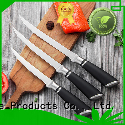 New quality kitchen knife sets pakkawood factory for chopping