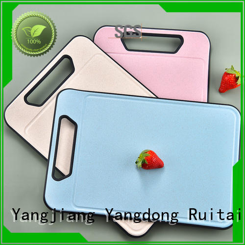 Ruitai plastic chopping board company for family