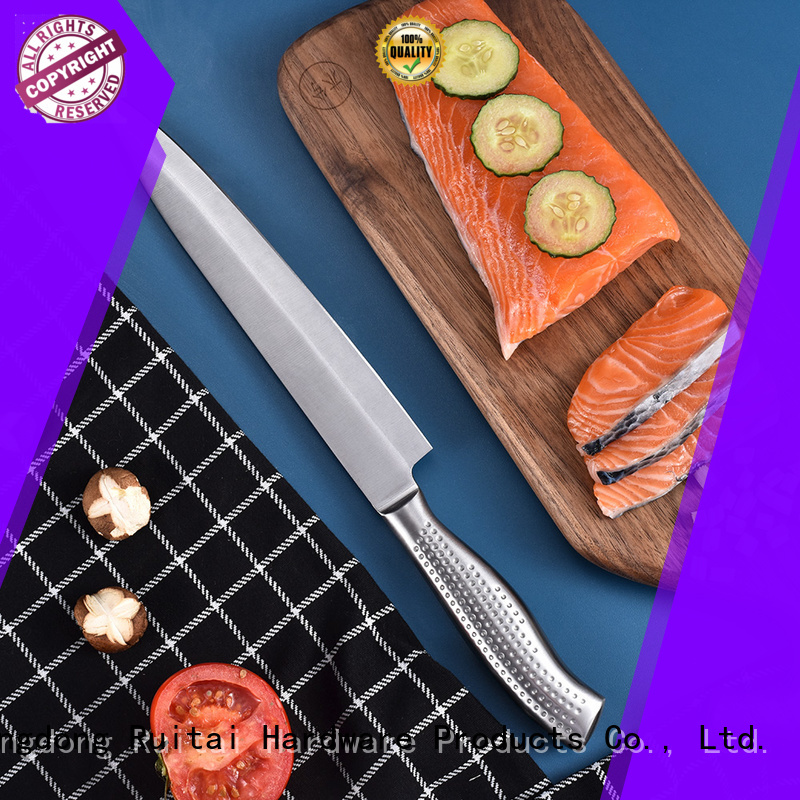 Wholesale kitchen knives ranking handle factory for dealing with sushi