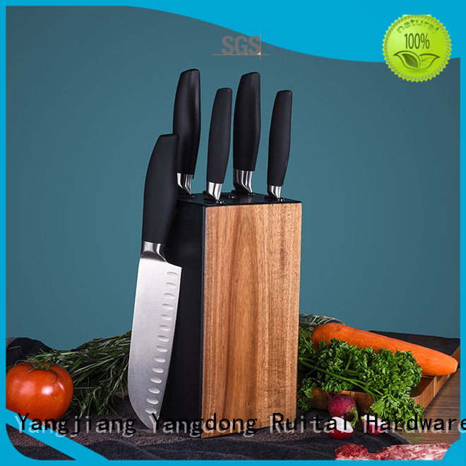 Ruitai x5cr15mov stainless cutlery suppliers for chopping
