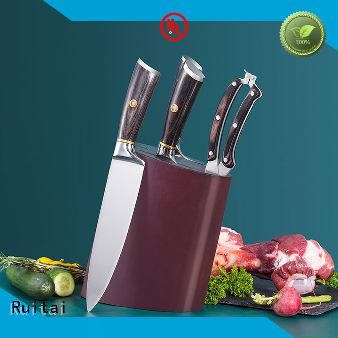 Latest cooking knife kit piece suppliers for cook