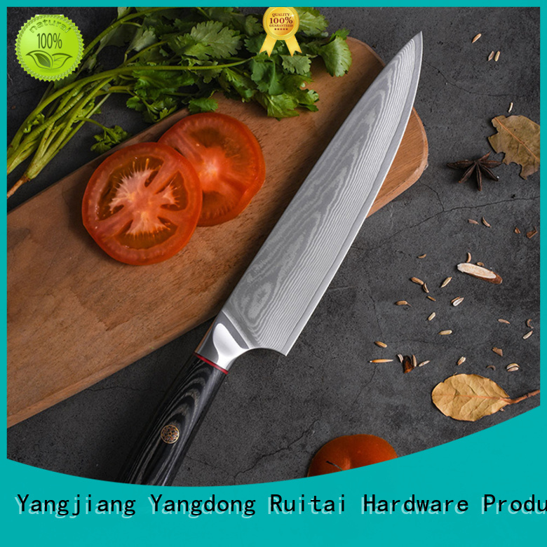 New high quality chef knife brands wn151 manufacturers for mincing