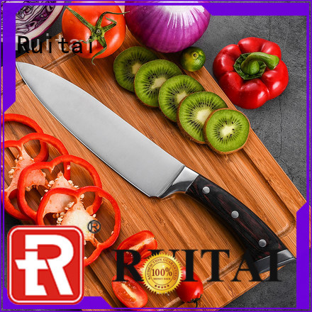 Ruitai New kitchen knife steel factory for kitchen