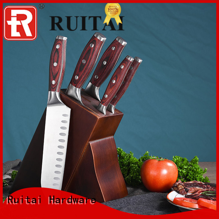 New pro cook knife set carving for business for slicing