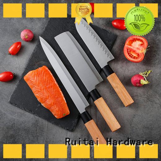Ruitai Custom professional chef knife kit company for chef