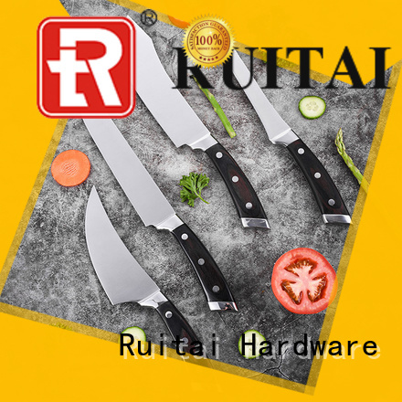 Ruitai Best cutlery kitchen knives factory for slicing