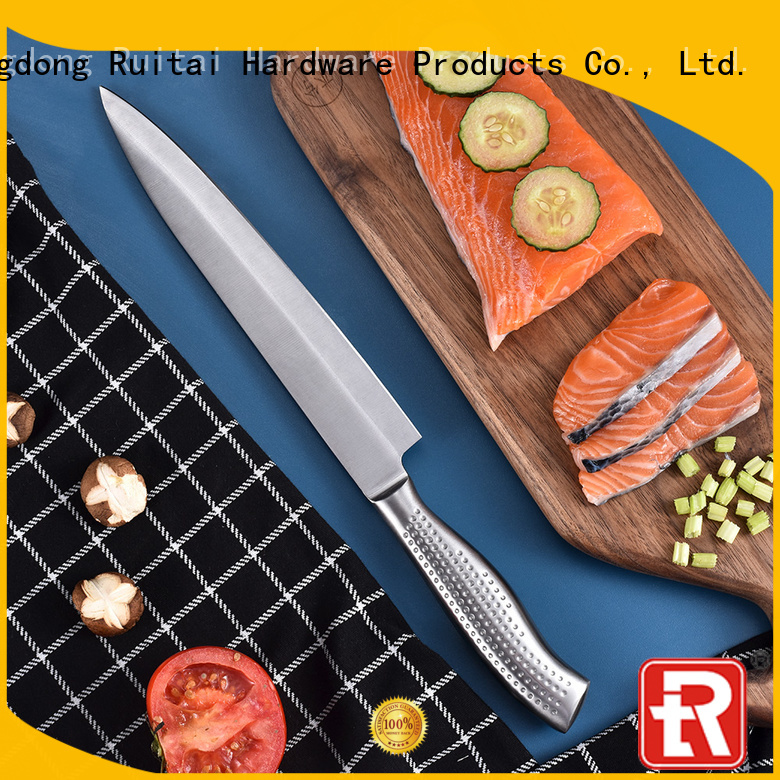 Custom professional japanese chef knife set knife for business for fish cutting