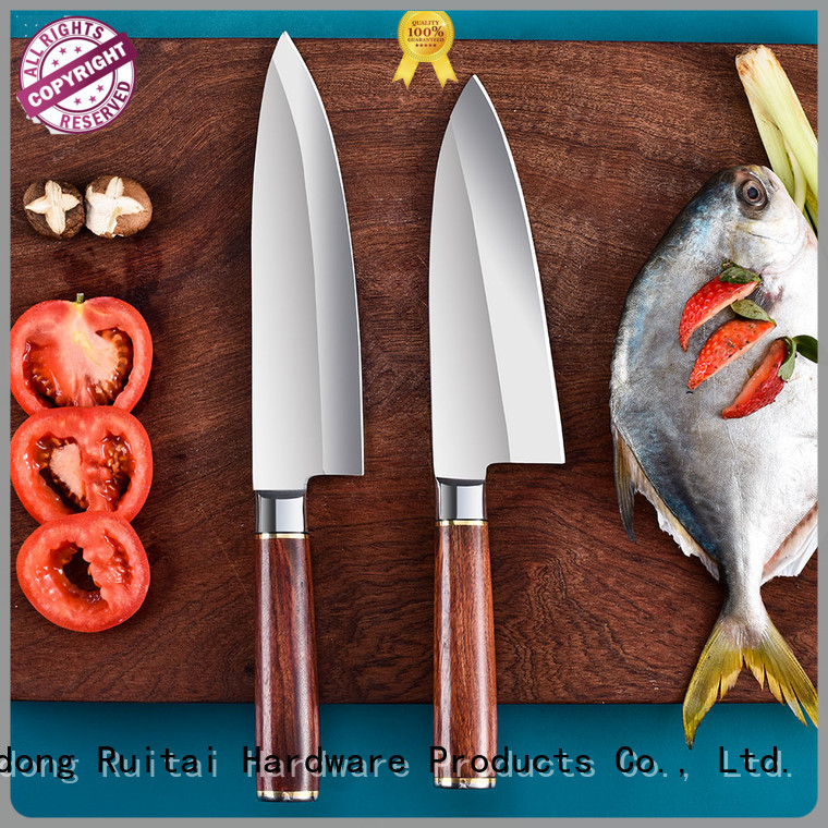 Ruitai Custom best rated cutlery set for business for chef