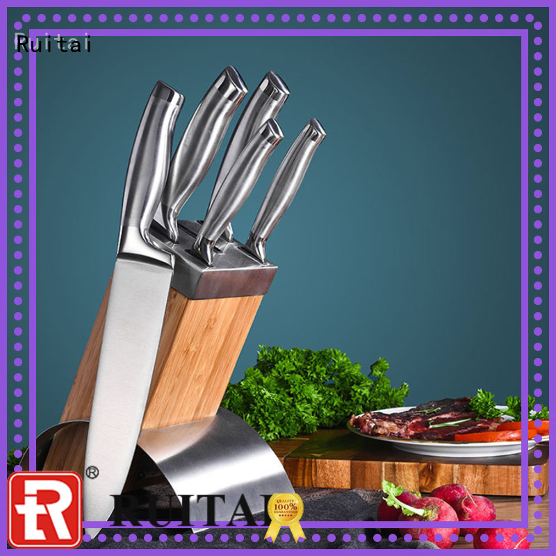 High-quality home kitchen knives pattern supply for chopping