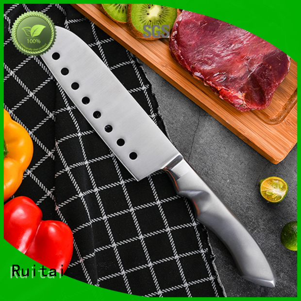 Ruitai chef's knife vs santoku suppliers for chef