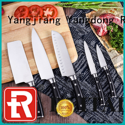 Ruitai chef cutlery chef knife sets manufacturers for chopping