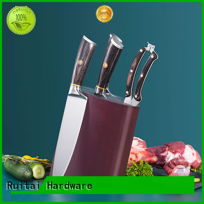 Top best knife block full suppliers for chef