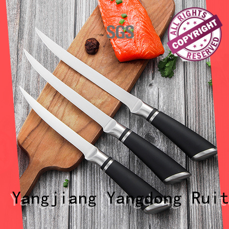 Ruitai handle sushi knife set factory for kitchen