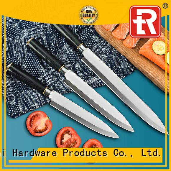 Ruitai Custom henckels knife block manufacturers for slicing