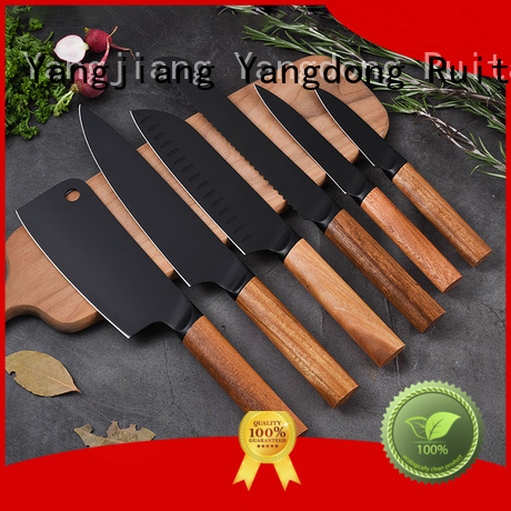 Wholesale full chef knife set bag company for mincing
