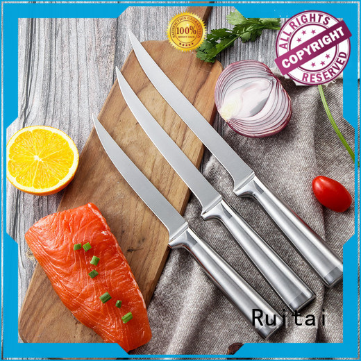 Ruitai High-quality top 10 kitchen knife sets for business for cook