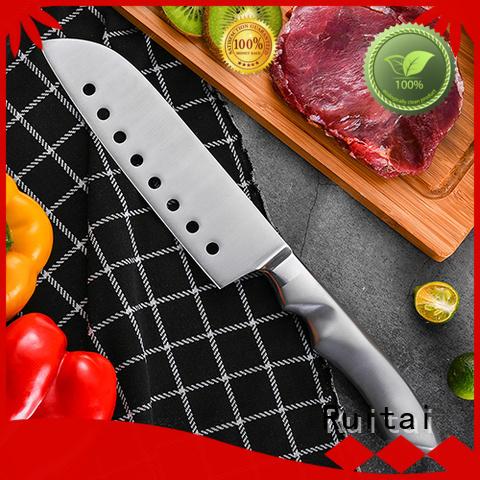 Ruitai Custom faca santoku factory for kitchen