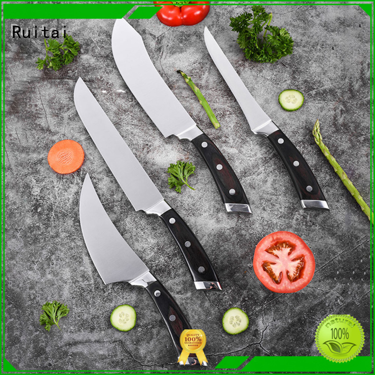 New best affordable kitchen knife set gm160618t company for kitchen