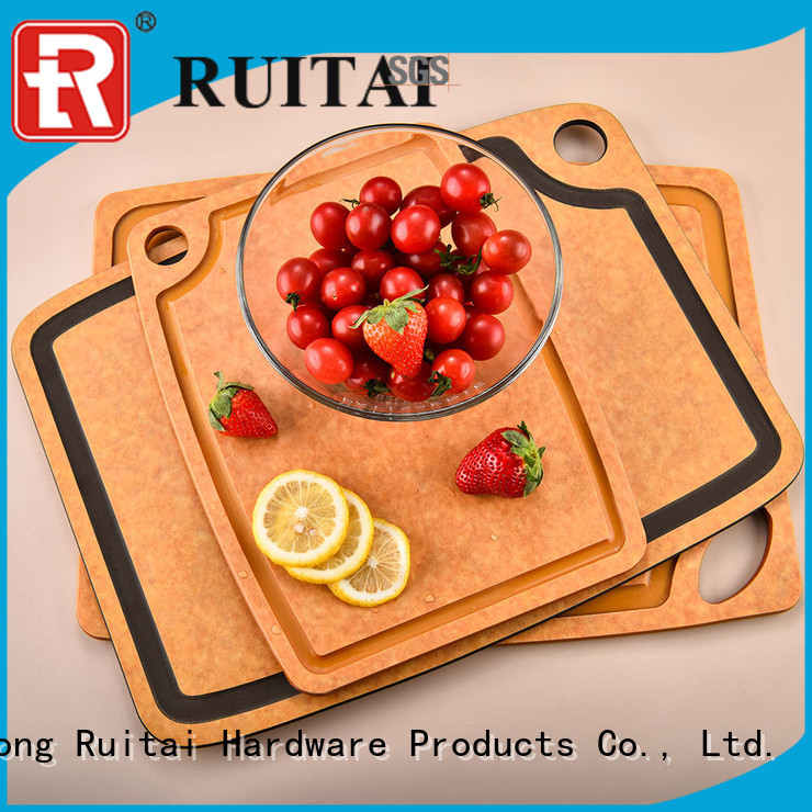 Ruitai Wholesale chopping board for business for family