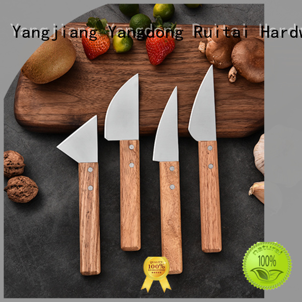 Ruitai New serrated kitchen knife manufacturers for cook