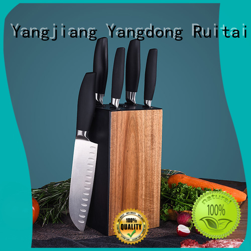 Ruitai fulltang top ten kitchen knives supply for cook