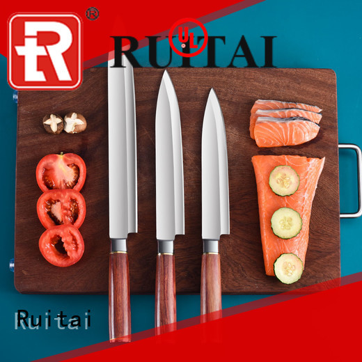 Ruitai Wholesale kitchen knife set reviews for business for chopping