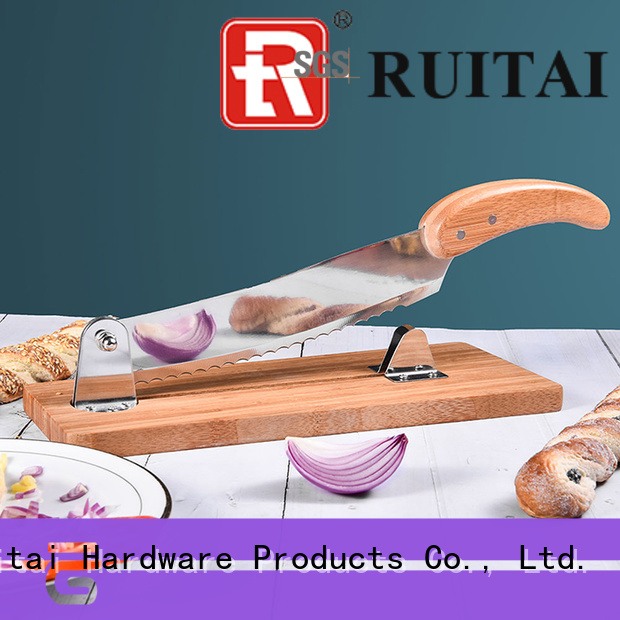Ruitai New how to use bread knife manufacturers for housewife