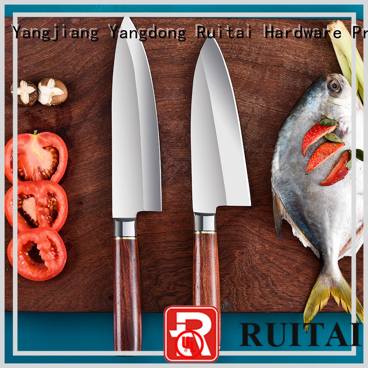 Ruitai k167806t a good set of kitchen knives manufacturers for chef