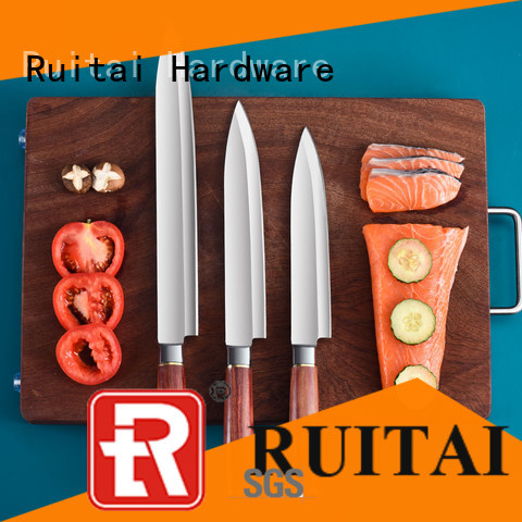 Ruitai gm1712 kitchen chopping knife set manufacturers for kitchen