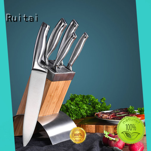 Ruitai Top home kitchen knives supply for slicing