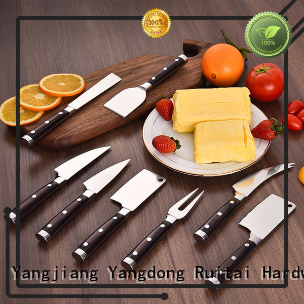 Top house cheese knife stainless for business