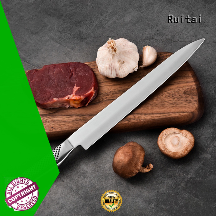 Ruitai Wholesale best sushi knife brand company for fish cutting