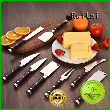 Ruitai Wholesale hard cheese slicer factory for chef