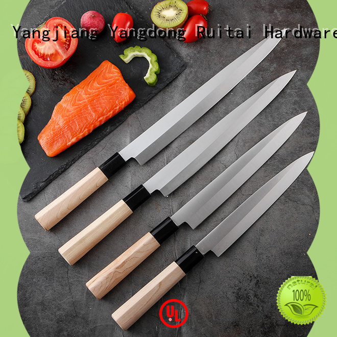 Ruitai handle global chef knife manufacturers for dealing with sushi