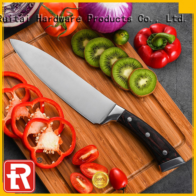 Custom professional cutlery nonstick for business for chef