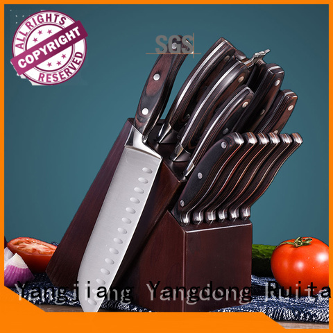 Top top 5 kitchen knife sets abs for business for slicing