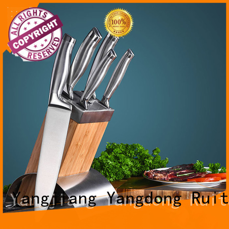 Ruitai Latest kitchen knife rack suppliers for cook