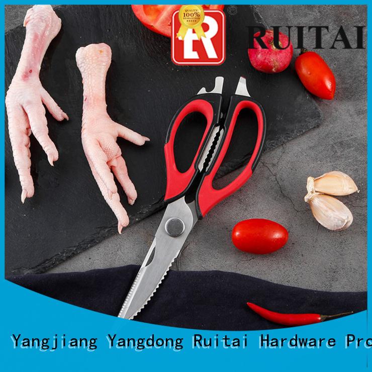 Ruitai Custom global kitchen shears factory for cook
