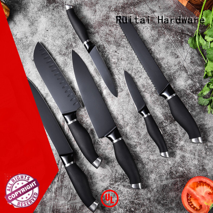 Ruitai Custom a kitchen knife suppliers for mincing