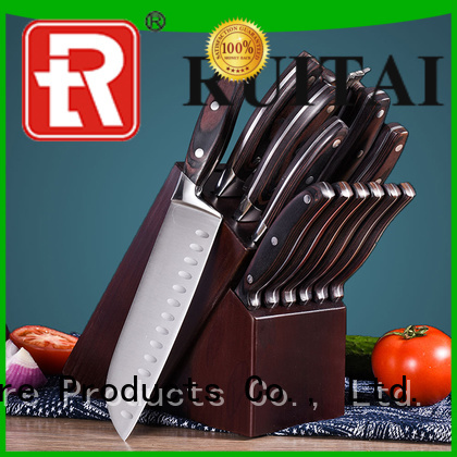 Custom small cutlery set colorful supply for kitchen