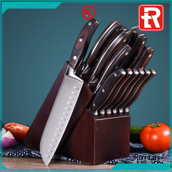 Ruitai Latest cutlery set deals supply for chopping