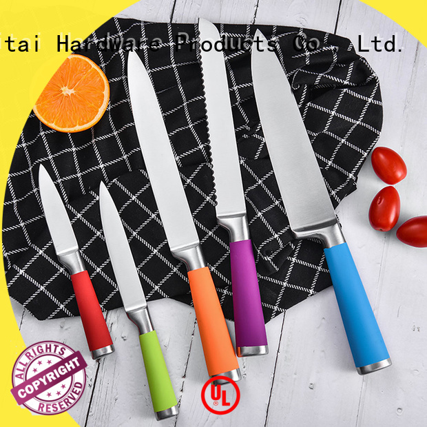 Ruitai Best forged kitchen knives suppliers for chef