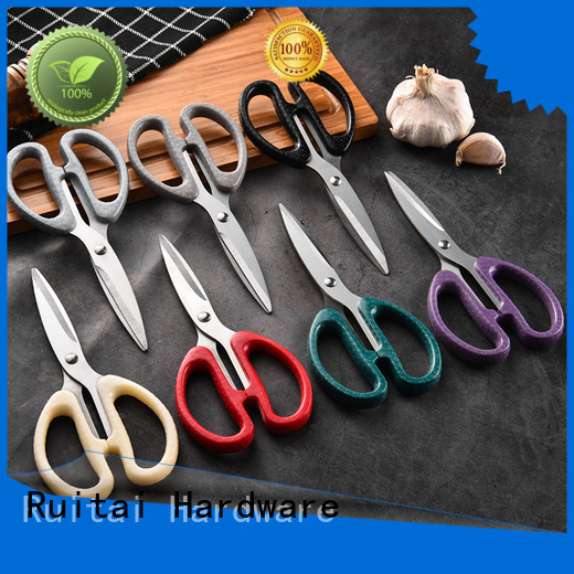 Ruitai stylish vintage kitchen scissors manufacturers for cook