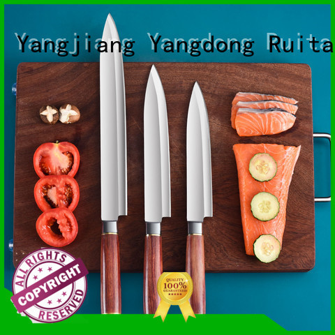Custom cooking knife kit 5cr15mov company for cook