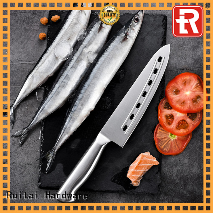 Ruitai slicing sabatier chef knife suppliers for kitchen