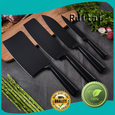 Ruitai Best best knife block set under 100 for business for chef