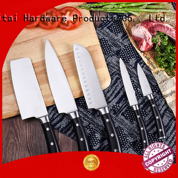 Wholesale swiss kitchen knives rivet supply for mincing