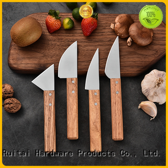 Ruitai Custom best rated cutlery set manufacturers for cook